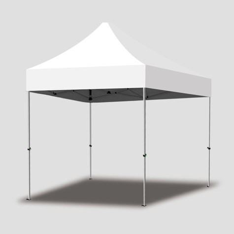 Marquee Frame with Custom Canopy