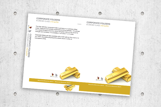 CorporateFolders-EconomyClass310Gloss
